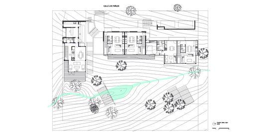 En Construcción: Kalasur Apart Hotel 3 estrellas + Vivienda unifamiliar,Planta Alta