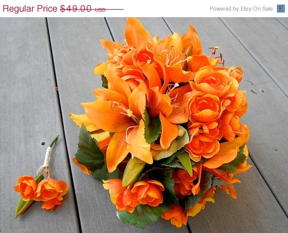 57 best from us to you images on pinterest bridal for Fall wedding bouquets for sale