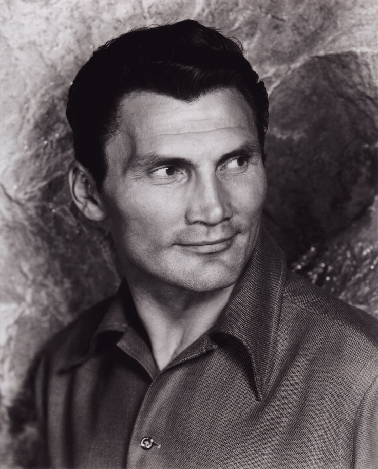 "Jack Palance - he was of Hungarian descent, and one of his most memorable roles was ""Sign of The Pagan"" about Attila The Hun."