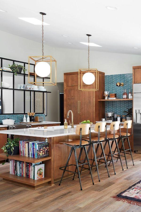 65 Beautiful Modern Kitchen Ideas Pictures Designs 2020 Part 21 Kitchen Interior Home Kitchens Interior Design Kitchen
