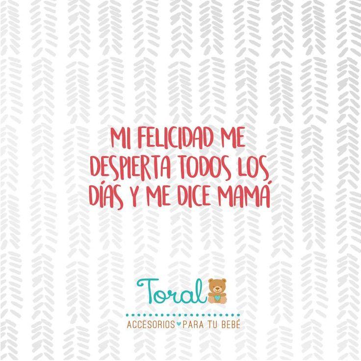 ¿Como no enamorarme más y más de ti?  Toral ¡le damos la bienvenida a la vida! www.bebetoral.com