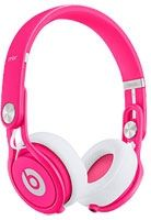 Beats By Dr. Dre Limited Edition Neon Pink Mixr On-Ear Headphones - 900-00098-01