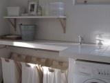 home ideas: Laundryrooms, Decor, Organization, Laundry Bin, Room Ideas, Laundry Rooms, House, Space, Laundry Hamper