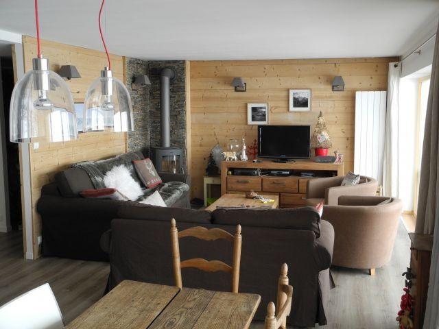conseil deco appartement montagne galerie creation salon in 2019 appartement deco. Black Bedroom Furniture Sets. Home Design Ideas