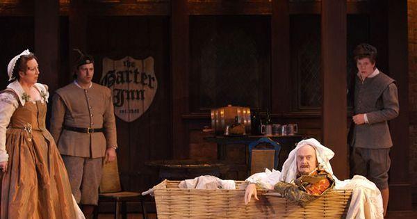 The Merry Wives of W - The Merry Wives of Windsor 2006 --- #Theaterkompass #Theater #Theatre #Schauspiel #Tanztheater #Ballett #Oper #Musiktheater #Bühnenbau #Bühnenbild #Scénographie #Bühne #Stage #Set
