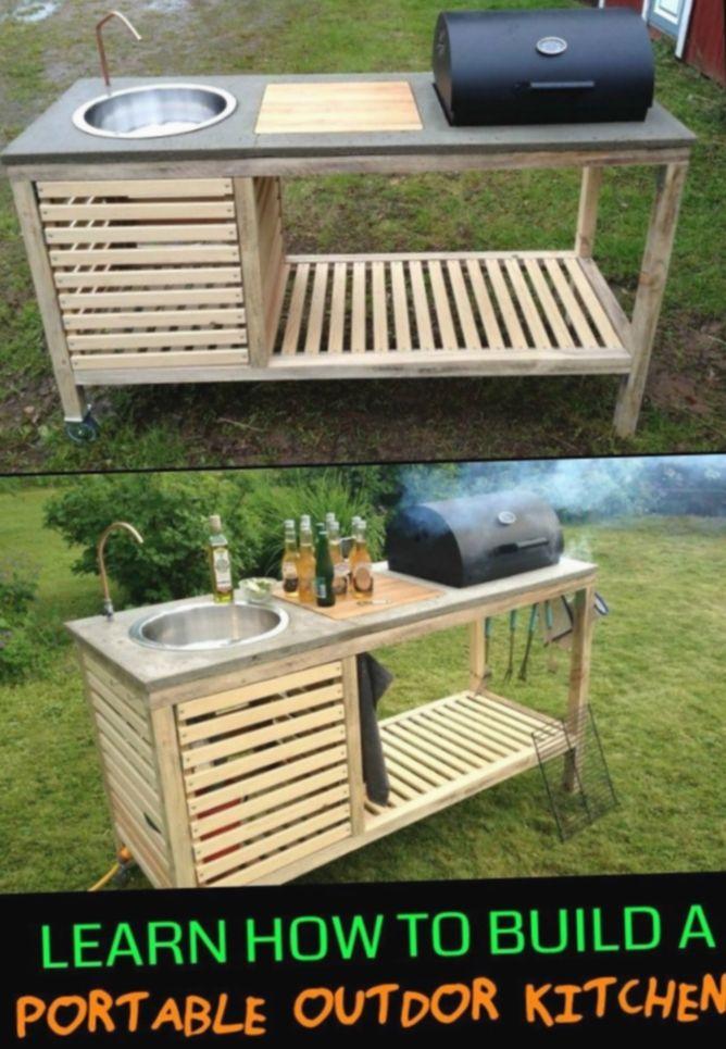 20 Diy Outdoor Sink Ideas Outdoor Sinks Diy Outdoor Kitchen Outdoor Kitchen