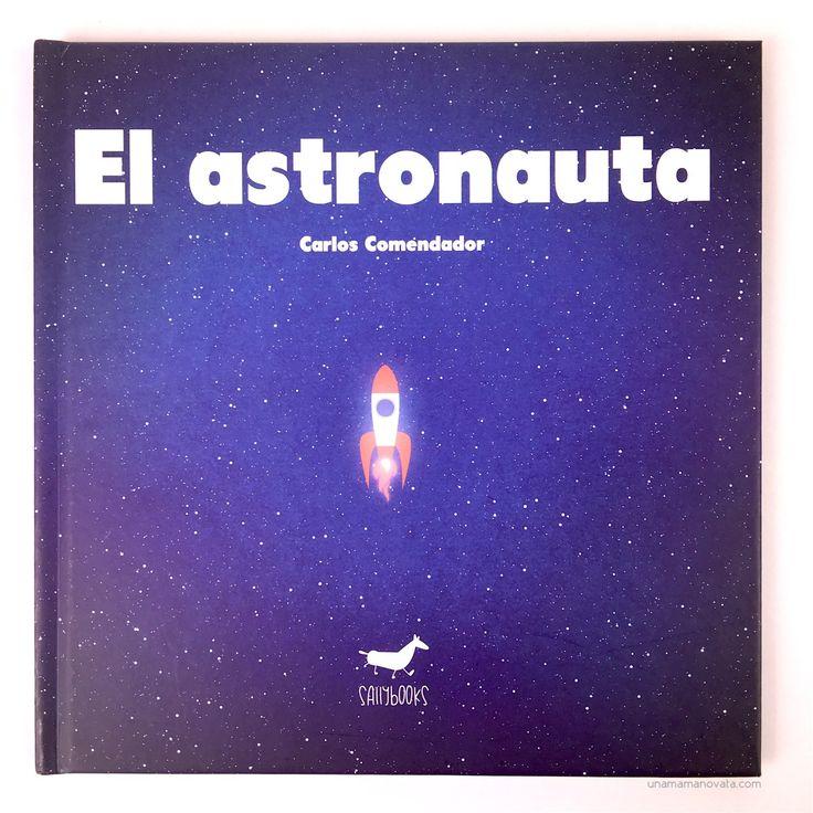 El astronauta de Sallybooks es un precioso álbum ilustrado sobre los descubrimientos y la búsqueda de uno mismo. Es para niños a partir de los 3 añitos y está adaptado con pictogramas para que los peques con necesidades educativas especiales puedan disfrutar de él también. :)  #astronauta #autismo #literaturainfantil #cuentos #reseñas #unamamanovata