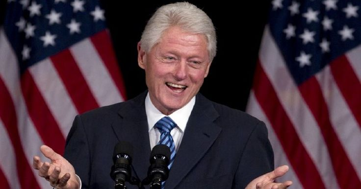 Bill Clinton, 1996: 'The Public Has a Right to Know the Condition of the President's Health.'