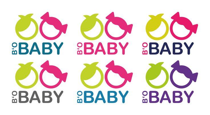 Návrh loga Bio Baby — PT2 DESIGN
