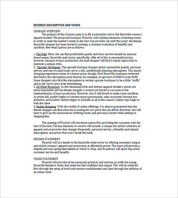 Boblab Us Customer Service Business Plan Template Boutique Business Plan F4a02cdb Re Retail Business Plan Template Retail Business Plan Business Plan Template