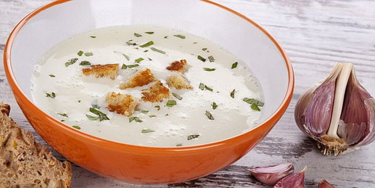 Garlic Soup Made With 52 Cloves of Garlic Can Defeat Colds, Flu and Even Norovirus