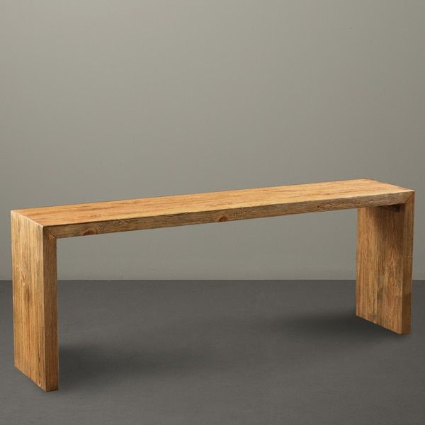 Renate Natural 48 Inch Dining Room Bench By I Love Living