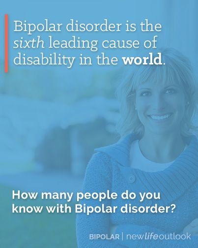 mental illness bipolar disorder Living with mental illness is tough, fisher says, and that's why it's  as another  person with bipolar disorder, i really admire the way that you.