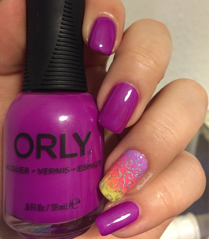@orlybeautybuzz Paradise Cove... Collection Pacific Coast Highway 2016 Bought at @LuxBeautydk