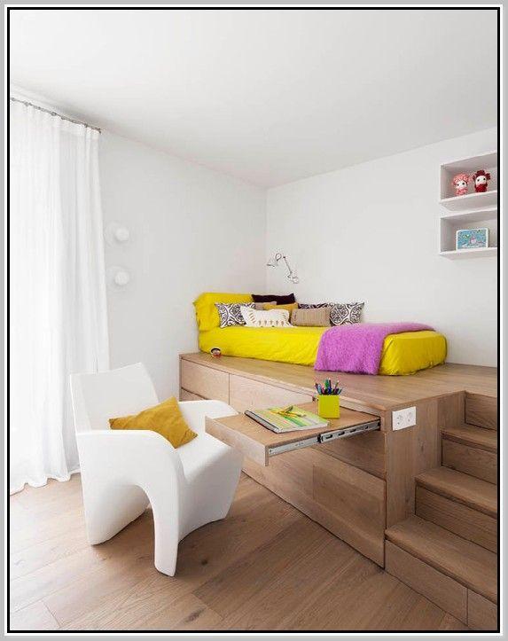 Adult Loft Bed With Desk                                                                                                                                                                                 More