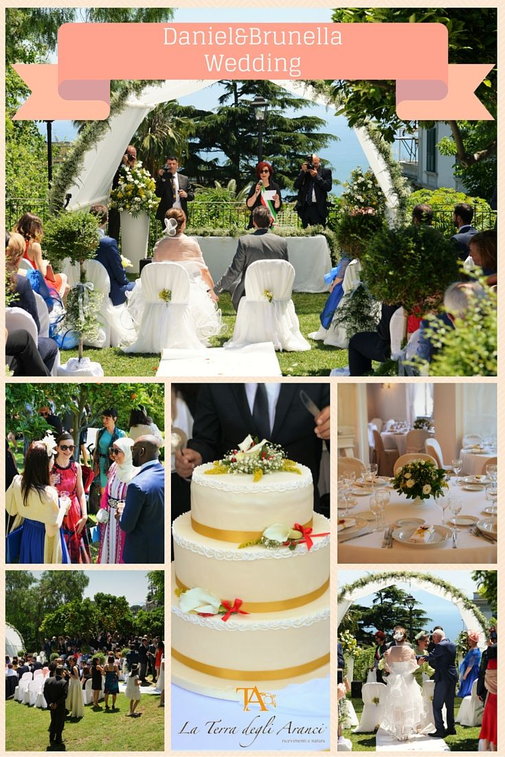Un matrimonio Italo Spagnolo super divertente e colorato #wedding #country #chic