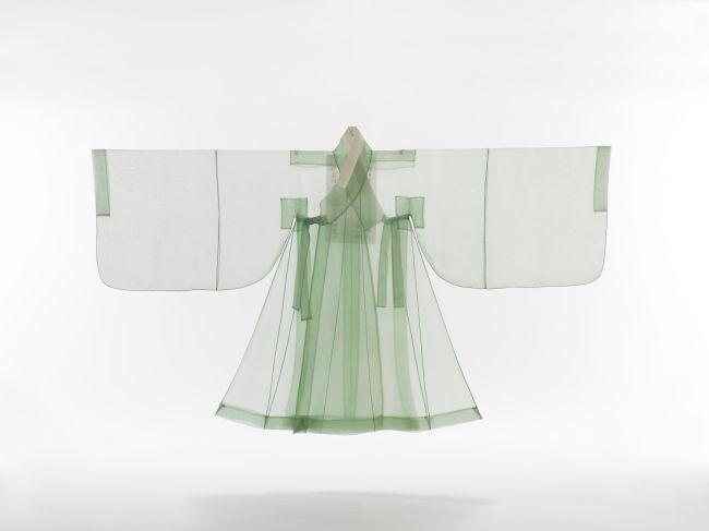 This is ordinary men's Hanbok. 아름지기 기획전 '포(袍) 선비정신을 입다'-프린트화면