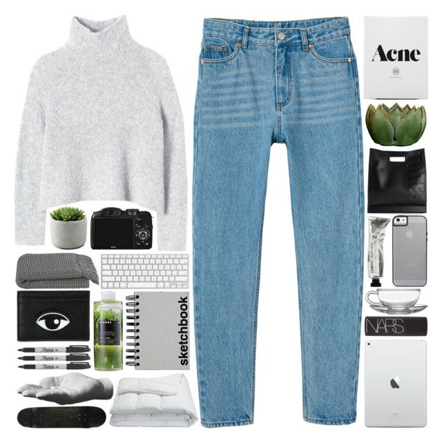 """""""nowhere to run"""" by starry-skies-in-the-city ❤ liked on Polyvore featuring Monki, Rebecca Taylor, CO, Crate and Barrel, Paperchase, Sharpie, Korres, Frette, Harry Allen and County Of Milan"""