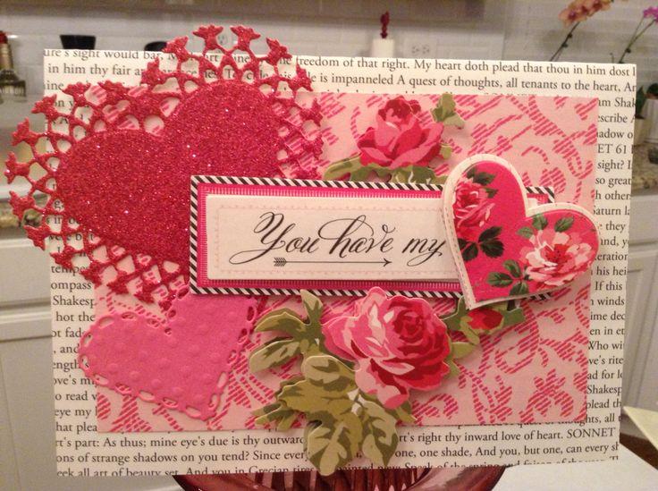 1027 best valentyns kaartjies images – Mushy Valentine Cards