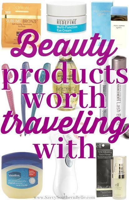 Best Beauty Products 2020 10 Best Beauty Products Worth Traveling With | 2020 Europe Trip