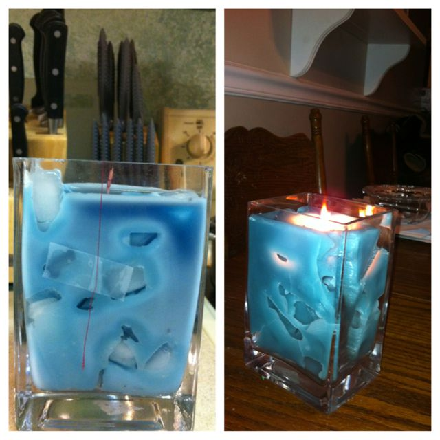 1000 Images About Candle Diy Crafts On Pinterest Gel