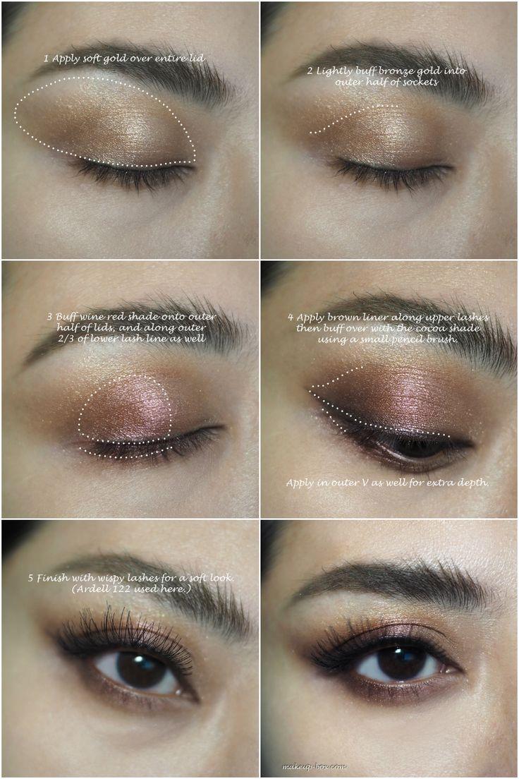 Tom Ford Eye Color Quad In Honeymoon - Pictorial  Tom -3754
