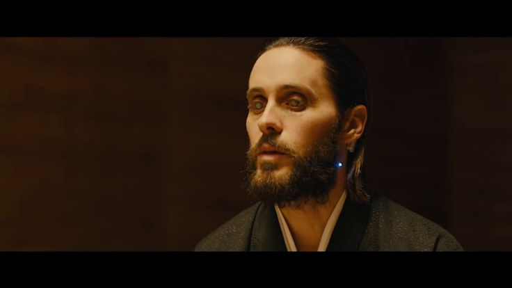 Blade Runner 2049 Jared Leto, Neander Wallace
