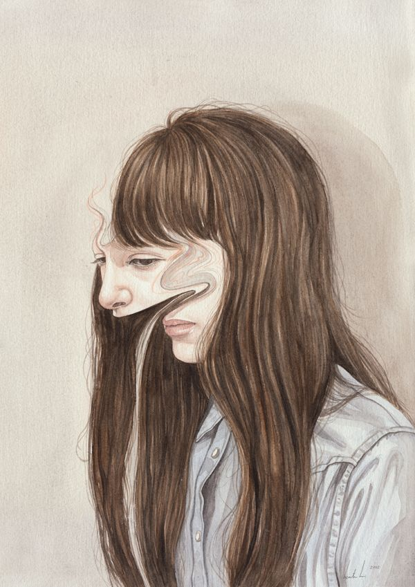 Surreal Portraits by Henrietta Harris