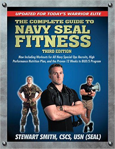 88 best fitness books images on pinterest weight training loosing the complete guide to navy seal fitness third edition updated for todays warrior elite pdf fandeluxe Images