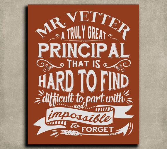 The 25+ best Principal gifts ideas on Pinterest | Teacher ...