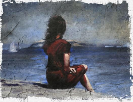 Una lettera per dare sfogo al proprio dolore e liberarsi di un peso che non lascia vivere