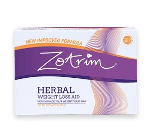 Zotrim is a natural/herbal weight loss aid that will help you with lasting weight loss. Zotrim helps you feel fuller sooner while eating and for longer periods of time after your meal. It helps reduce the tendency to snack and gives you energy to be more active.