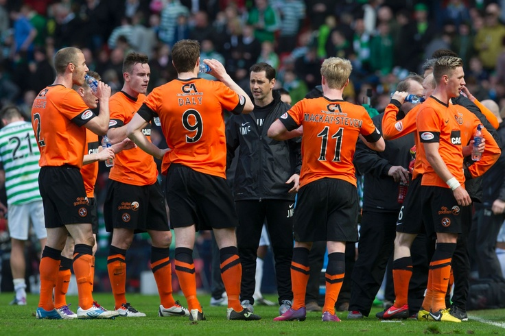 In Pictures Celtic v Dundee United Scottish Cup semi final - Daily Record