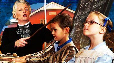 Old School. Australian curriculum history year 1