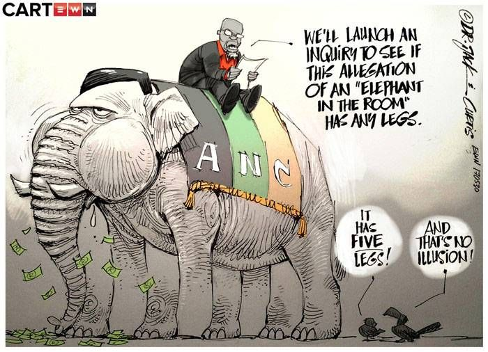 [CARTOON] Uncle Gweezy's Trunk Call