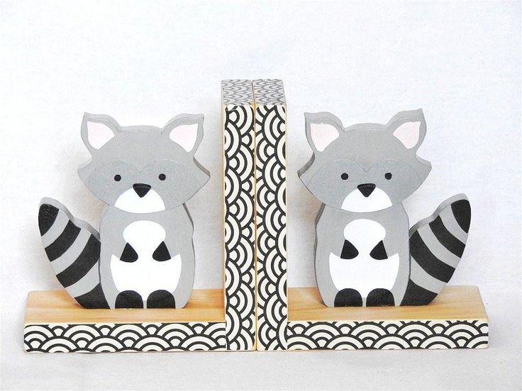 Raccoon - Bookends