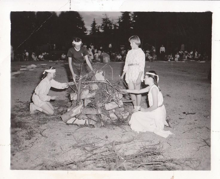 A little dose of camp for you this #ThrowbackThursday.  Girl Scout camps are places where you learn, have fun, grow and get to be your awesome Girl Scout self!