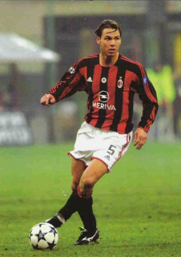 Fernando Redondo - AC Milan