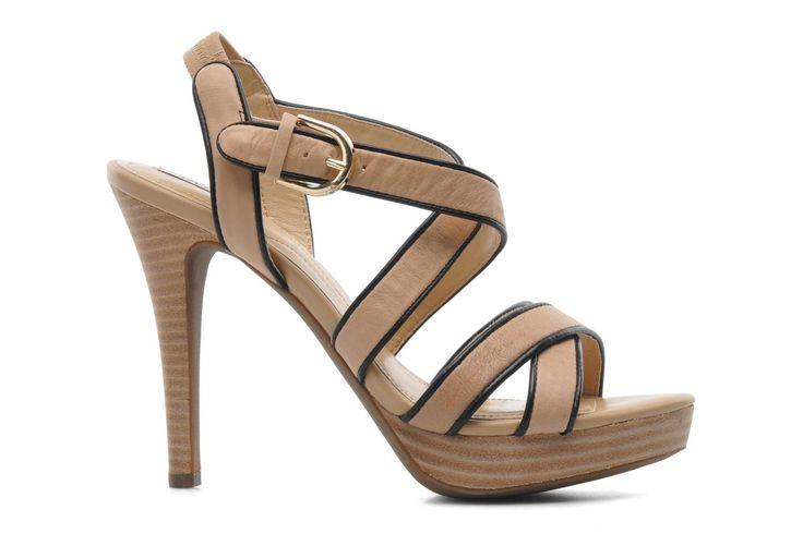 Sandals heel | Modescope http://www.modescope.com/