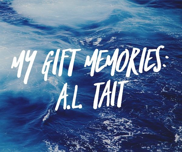My gift memories - Bestselling Aussie children's author A.L. Tait shares her favourite childhood gift memories.