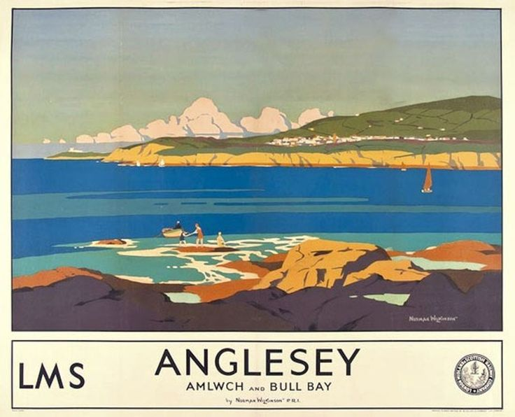 1060 Best British Railway Posters Images On Pinterest