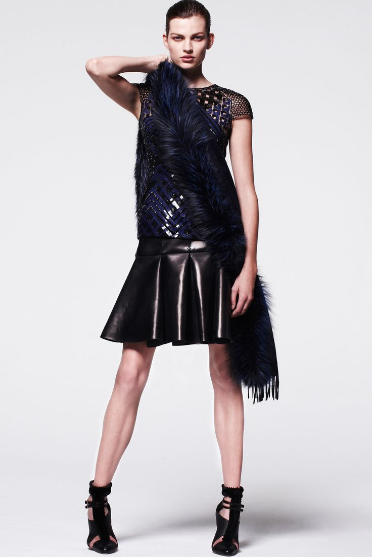 canada nike 2014 olympic hockey replica jersey J  Mendel Pre Fall 2014 Collection Photos   Vogue