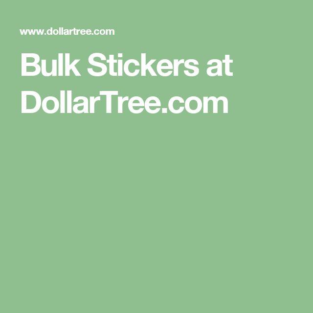 Bulk Stickers at DollarTree.com