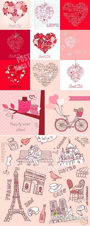 Статусы с сердечками и символами