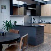 дизайн кухни с мебелью по индивидуальным проектам