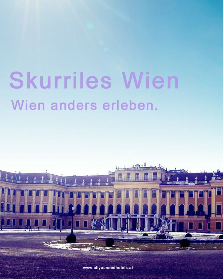 Lust auf schräge Sehenswürdigkeiten? Wir haben sie gefunden. Das skurrile Wien: https://www.allyouneedhotels.at/hotel-services/news/article/skurriles-wien/