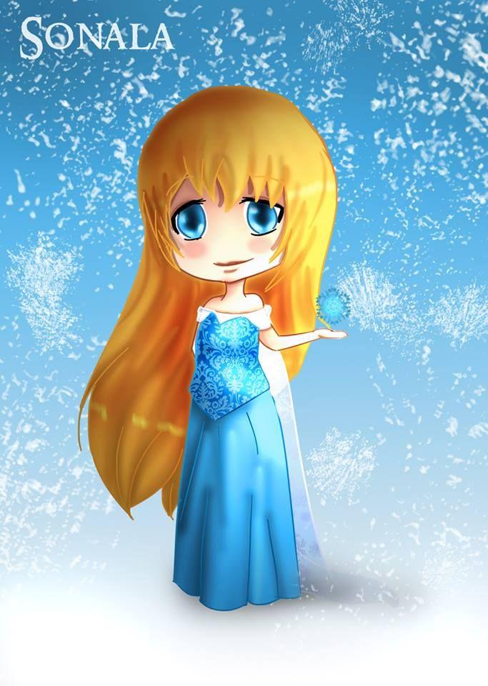 ... cosplay Elsa en chibi | Disney | Pinterest | Chibi, Cosplay and Elsa