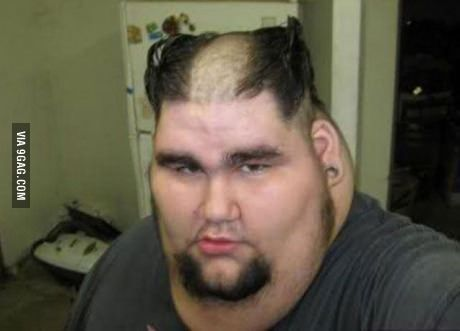 I Googled Hairstyles For Fat Guys Best Of 9gag Funny Pictures Photos