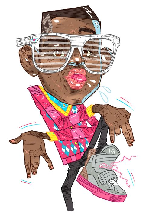 EAMO DONNELLY Kany west