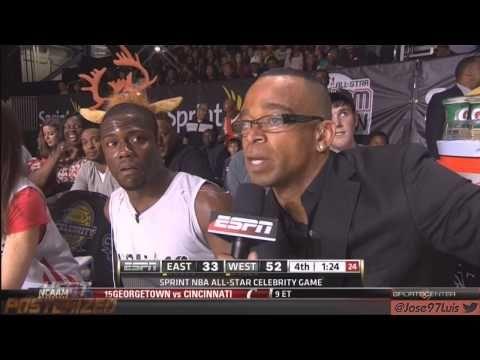 [HD] Kevin Hart NBA Celebrity all star weekend Houston 2013 Back2Back MVP * Hilarious LOL* HD - http://lovestandup.com/kevin-hart/hd-kevin-hart-nba-celebrity-all-star-weekend-houston-2013-back2back-mvp-hilarious-lol-hd/
